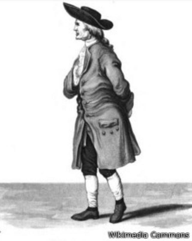 Retrato de Henry Cavendish