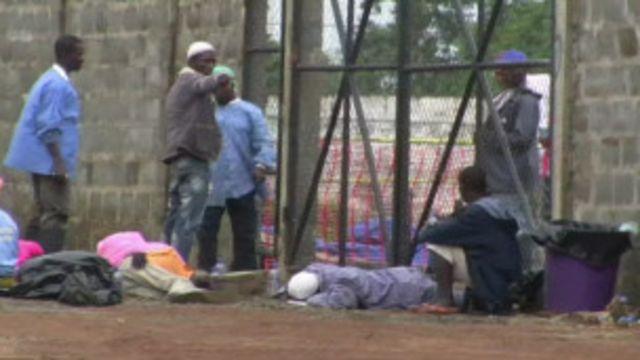 MSF yabwiye BBC ko yarengewe n'abarwayi ba Ebola muri Liberia
