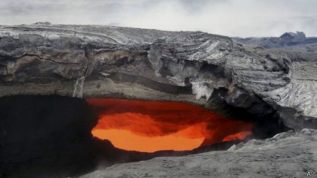 Tubo volcánico