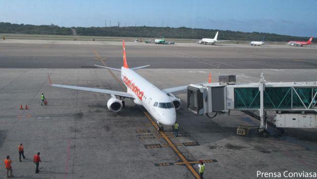 Embraer de Conviasa