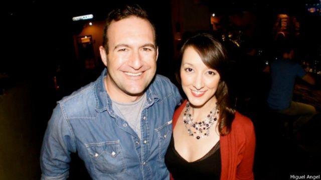 Jason Stanford y Sonia Van Meter