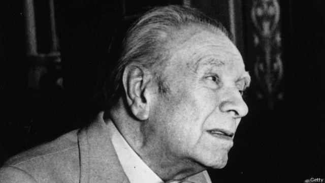 Jorge Luis Borges, en 1982