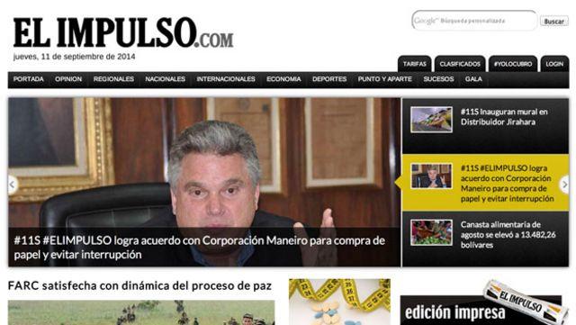 Diario El Impulso