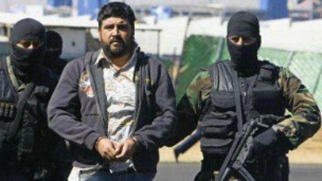 """La detención de Alfredo Beltrán Leyva desató la guerra con el """"Chapo"""" Guzmán. Foto Getty Images."""