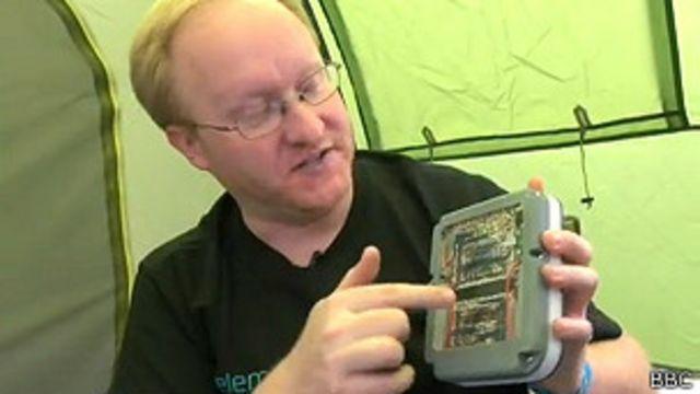 Ben Heck, especialista en miniaturizar consolas de videojuego