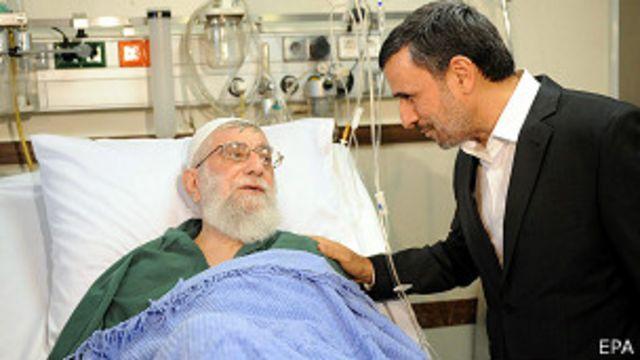 El ayatolá fue operado recientemente.