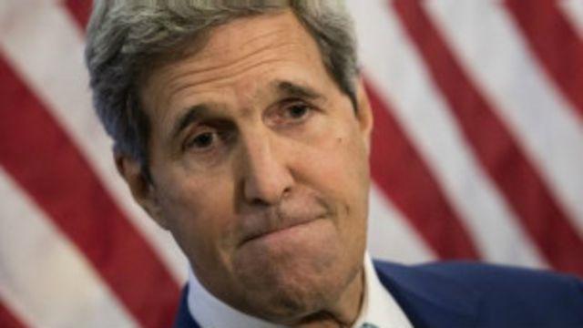 John Kerry, umushikiranganji w'imigenderanire wa USA