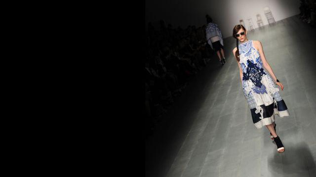 London Fashion Week apresenta tendências para primavera-verão 2015