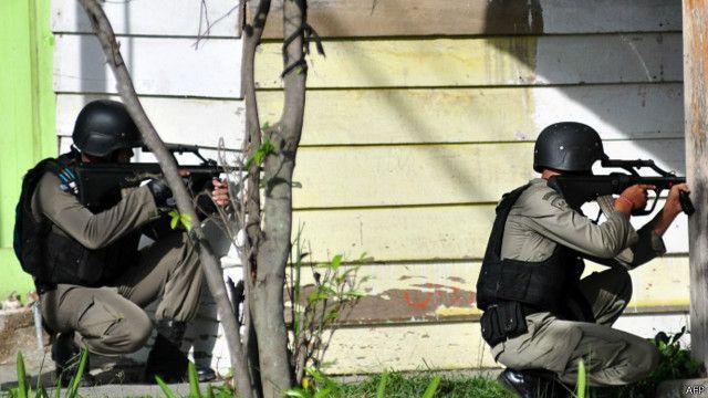 Poso merupakan tempat kelompok Mujahidin Indonesia Timur (MIT) beroperasi.