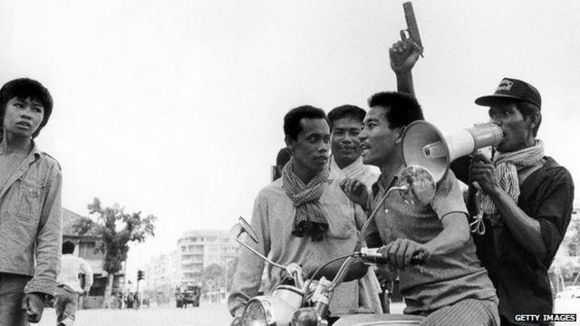 Khmer Đỏ đã đẩ̀y hàng triệu người dân Campuchia đến chỗ chết