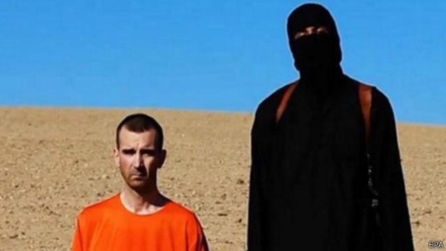 Nhà nước Hồi giáo đã hành quyết ba con tin Mỹ và Anh