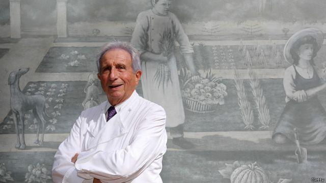 Michel Guérard, chef