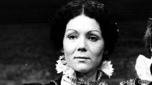 Lady Macbeth, interpretada por Janet Suzman, 1970