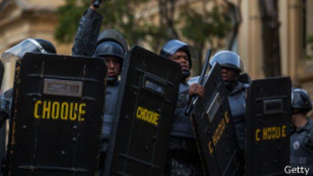 Fuerzas Especiales de la Policía