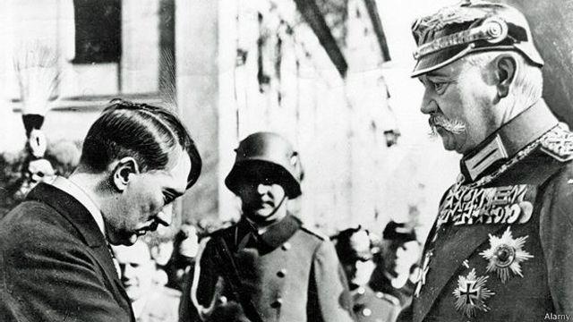 Hitler, Hindenburg