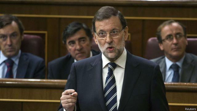 Thủ tướng Mariano Rajoy nói cuộc trưng cầu dân ý ở Catalonia nếu diễn ra sẽ là bất hợp pháp và vi hiến