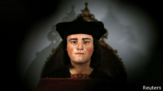 Reconstrucción del rostro de Ricardo III