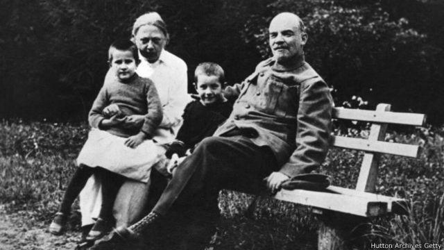 Lenin có tham vọng làm nổ ra cách mạng ở Đức và các nước châu Âu
