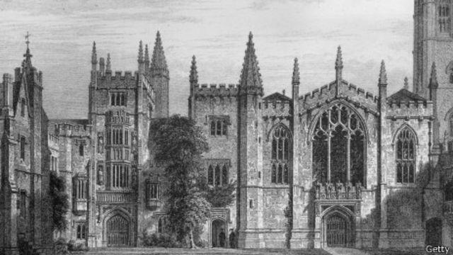 Universidad de Oxford, 1754