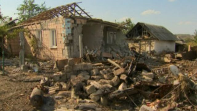 Hàng nghìn người bị giết vì giao tranh ở Đông Ukraine