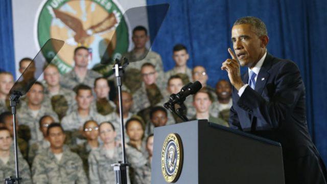 """Ông Obama nói tại Tampa, Florida, rằng IS sẽ """"không có nơi trú ẩn"""""""