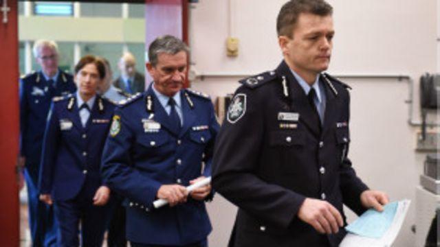 چند روز پیش پلیس استرالیا عملیات گسترده ای را برای بازداشت اعضای گروه اسلامی بهراه انداخت