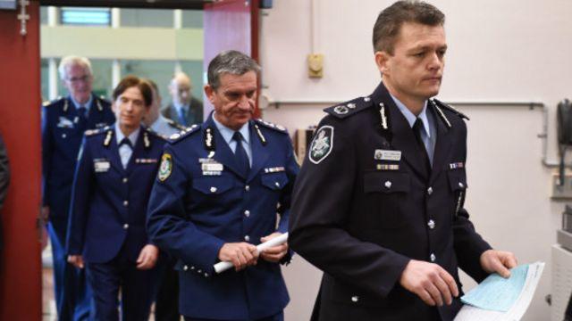 Cảnh sát Úc đang lo ngại về nguy cơ một cuộc tấn công