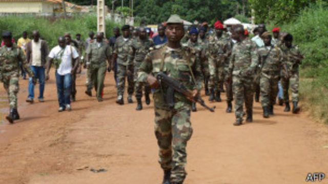 Biague Nantam aura pour première tâche de réunifier et de restructurer une armée divisée.