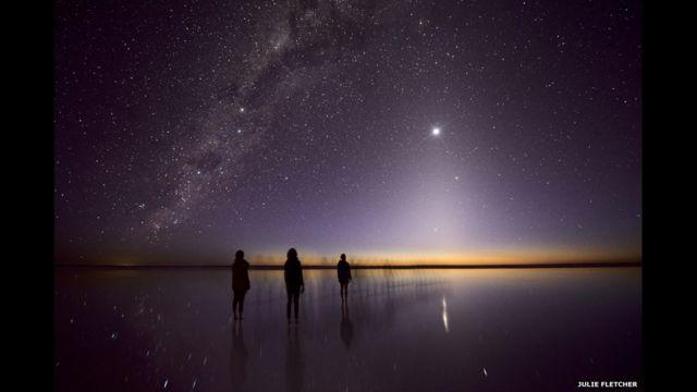 د جولي فلېچر دغه عکس (ورکې ارواګانې) هم د ځمکې او فضا په کټګورۍ کې جایزه وګټله.