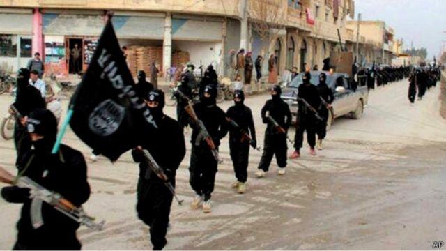 Quân IS chiếm nhiều vùng rộng lớn ở Iraq và Syria
