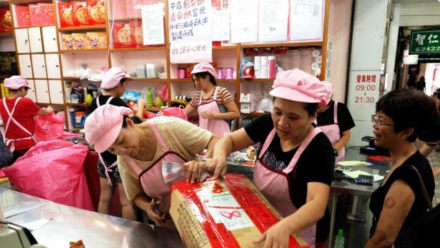 台灣食品店