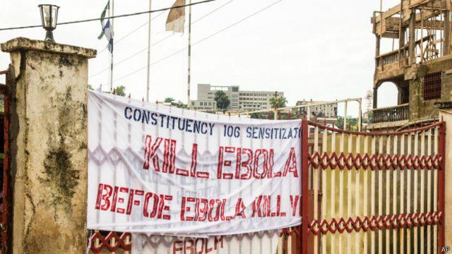 Zaidi ya watu 2,600 wamefariki kutokana na mkurupuko wa Ugonjwa wa Ebola huko Afrika Magharibi.