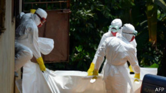 Ebola imaze guhitana abantu 2600 muri Afurika y'uburengerazuba
