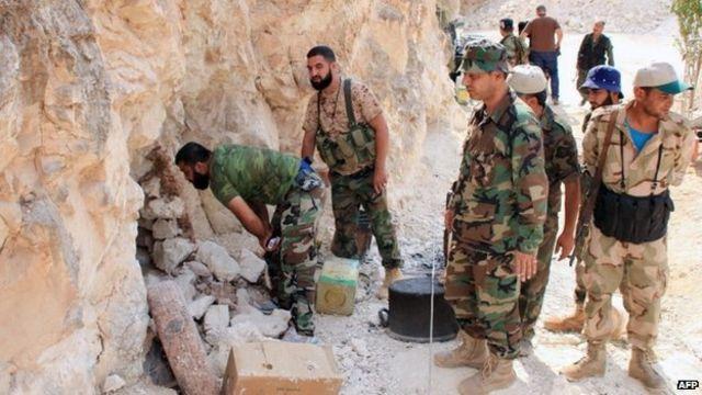 سوري مخالفان
