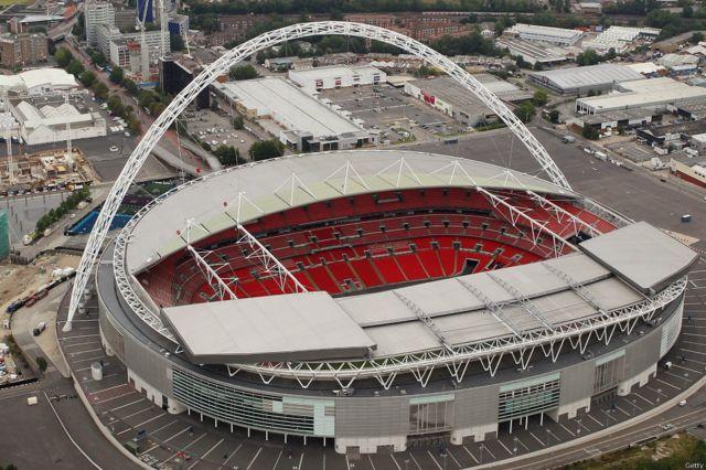 Uwanja wa Wembley   utakuwa mwenyeji wa nusu fainali ya kombe la Euro2020