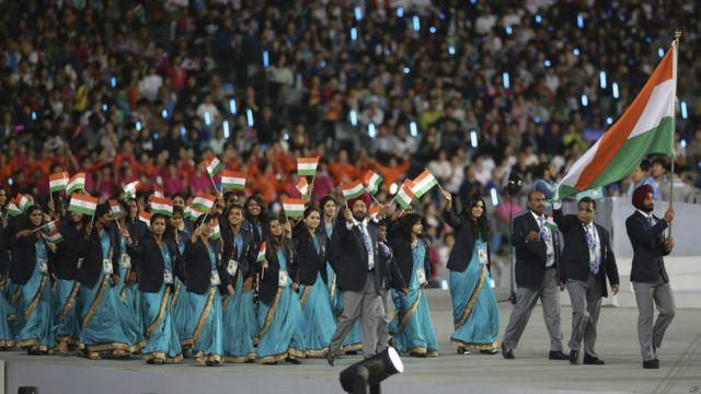 اولین دوره بازیهای آسیایی در دهلی نو در هند برگزار شده است