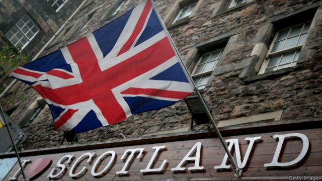 55%的苏格兰选民投票选择留在联合王国,拒绝了独立。