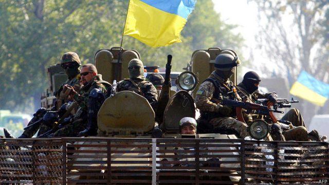 Miền đông Ukraine đã trải qua hai tuần của lệnh ngừng bắn