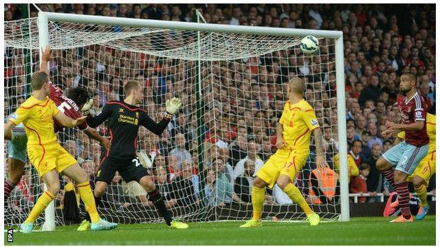 Liverpool yaambulia kichapo cha 3 msimu huu dhidi ya West Ham