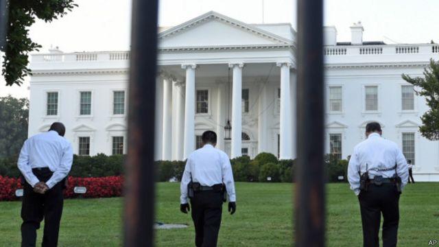 Seguridad Casa Blanca
