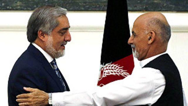 با امضای توافقنامه بین آقایان غنی و عبدالله، بخشی از صلاحیتهای رئیس جمهوری به رئیس اجرایی واگذار میشود