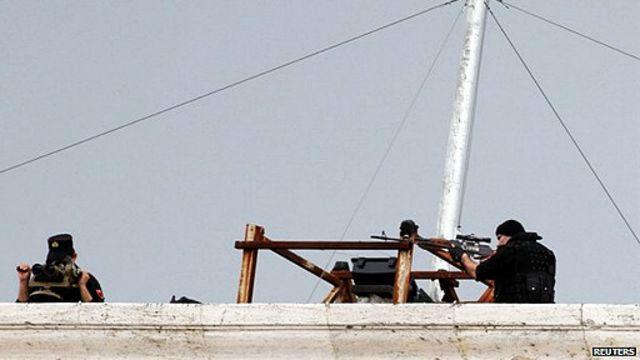 An ninh thắt chặt ở Tirana