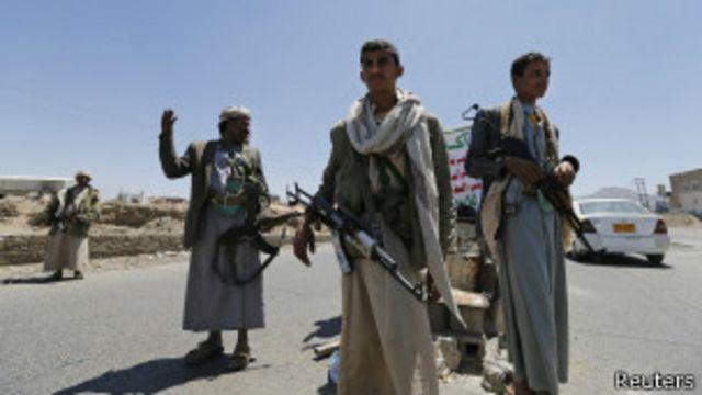 Les rebelles chiites Houthis occupent des positions stragégiques dans la capitale.
