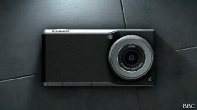 Lumix DMC - CM1 | Foto: BBC