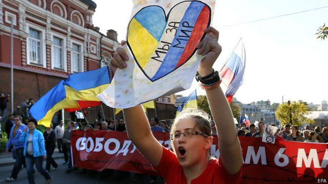 Chính phủ Nga luôn bác bỏ sự can dự của họ ở Ukraine