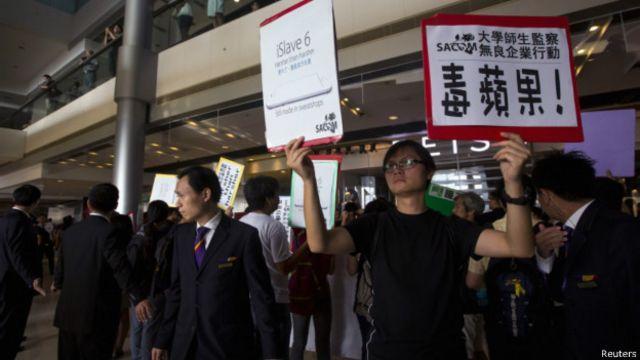 Los estudiantes no quieren veto de candidatos por parte de China.