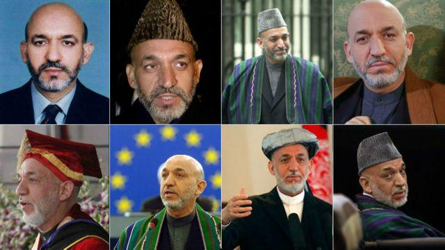 حامد کرزی از زمانی که سیزده سال پیش به عنوان رئیس حکومت موقت افغانستان تعیین شد تا حالا که یک دور ریاست موقت، یک دور حکومت انتقالی و دو دور حکومت انتخابی را پشت سرمانده، خیلی تغییر کرده است.