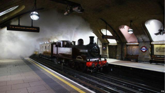 老伦敦地铁