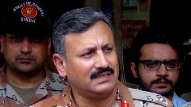 रिज़वान अख़्तर पाकिस्तान रेंजर्स के महानिदेशक रहे हैं