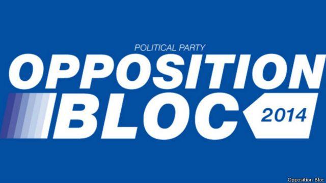 Оппозиционный блок